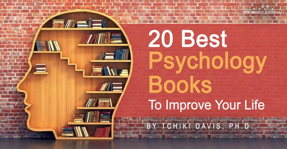 20 Best Psychology Books To Improve Your Life