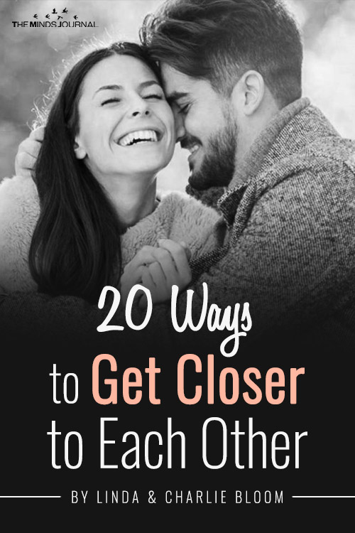 20 ways to get closer to eah other pin