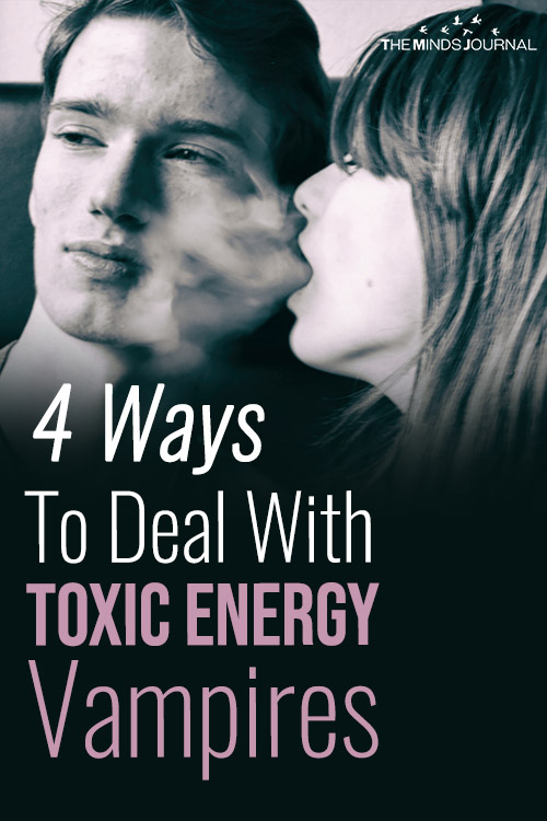 4 ways to deal with toxic energy vampires pin