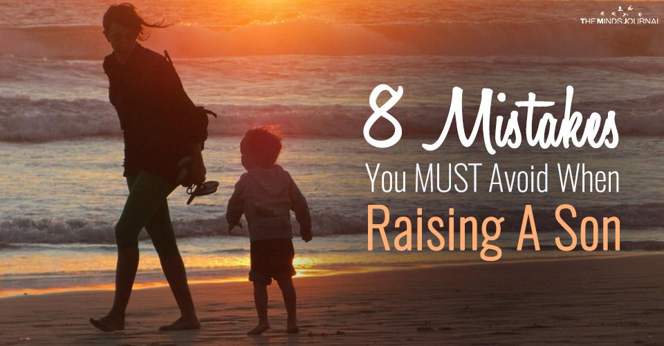 Avoid When Raising Son