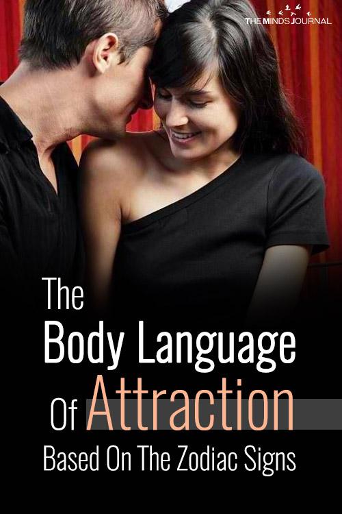 Body Language Of Attraction pinterest