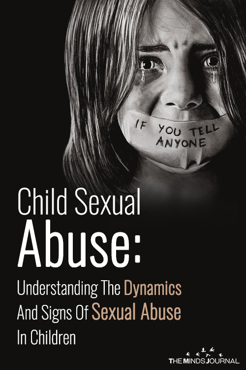 Child Sexual Abuse Understanding The Dynamics pinterest