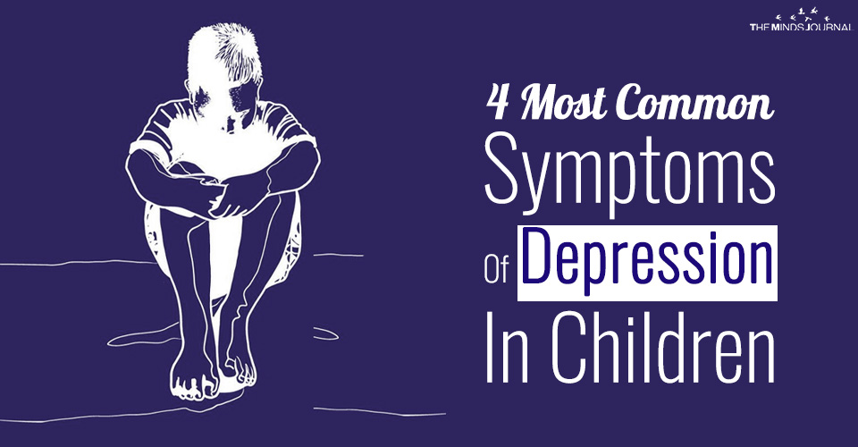 Common Symptoms Of Depression In Children