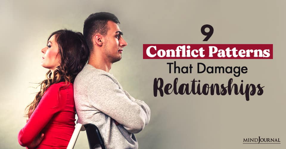 Conflict Patterns That Damage Relationships_