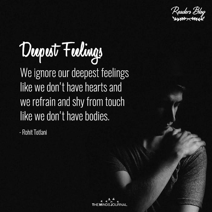 Deepest Feelings
