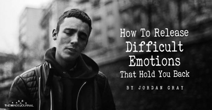 Difficult Emotions That Hold You Back