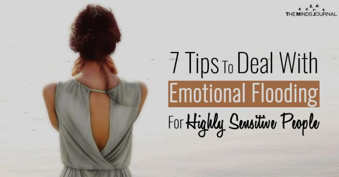 Emotional Flooding Highly Sensitive People