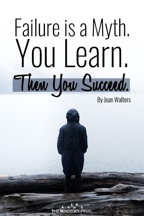 Failure is a Myth