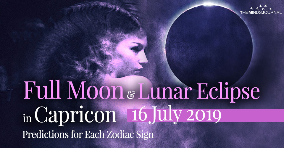 Your Predictions for the Full Moon and Lunar Eclipse in