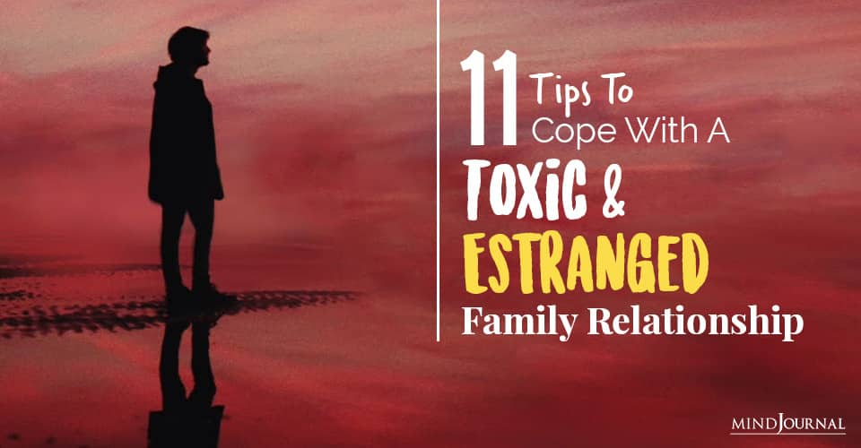 How To Cope With A Toxic