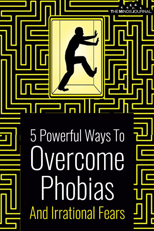 Overcome Phobias And Irrational Fears pinterest