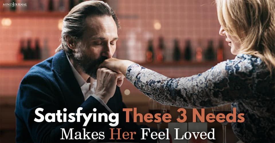 the three needs of every lover for a healthy relationship