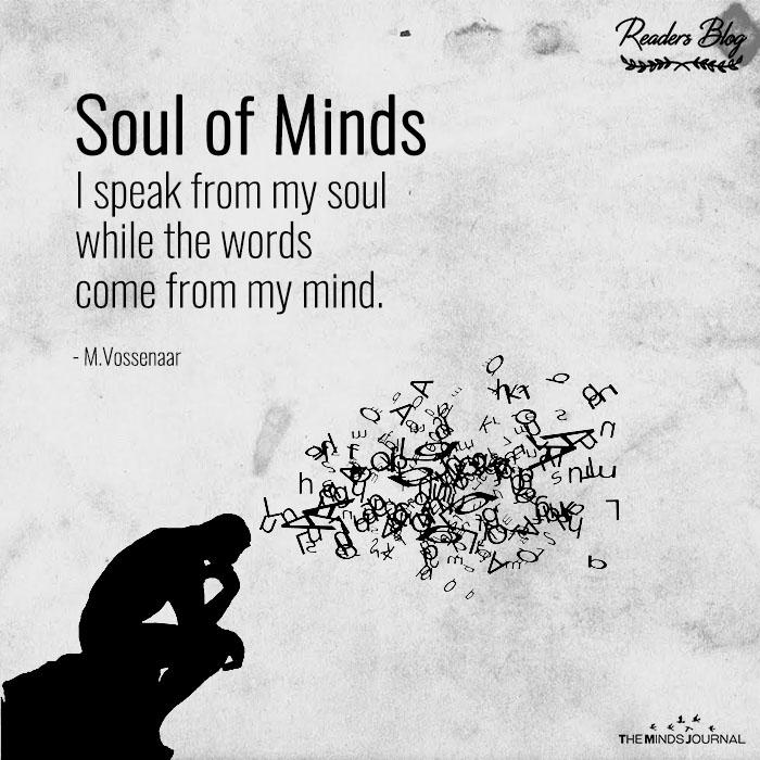 Soul of Minds