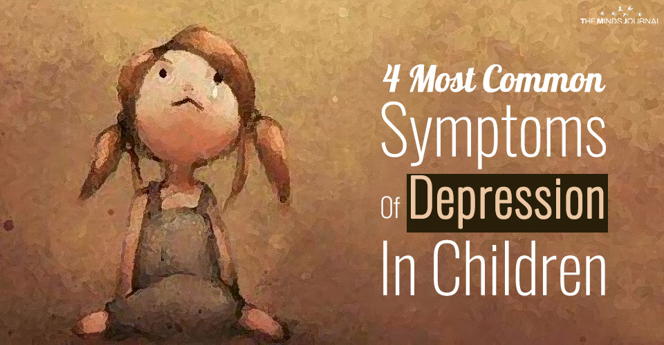 Symptoms Of Depression In Children