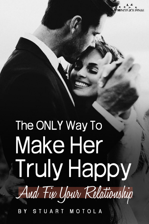 The ONLY Way To Make Her Truly Happy pinterest