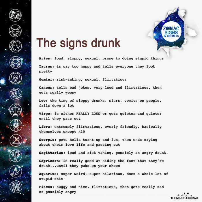 The Signs Drunk