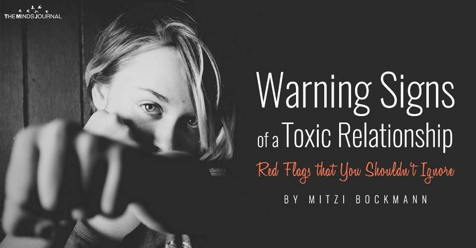 Warning Signs of a Toxic Relationship – Red Flags that You Shouldn't Ignore