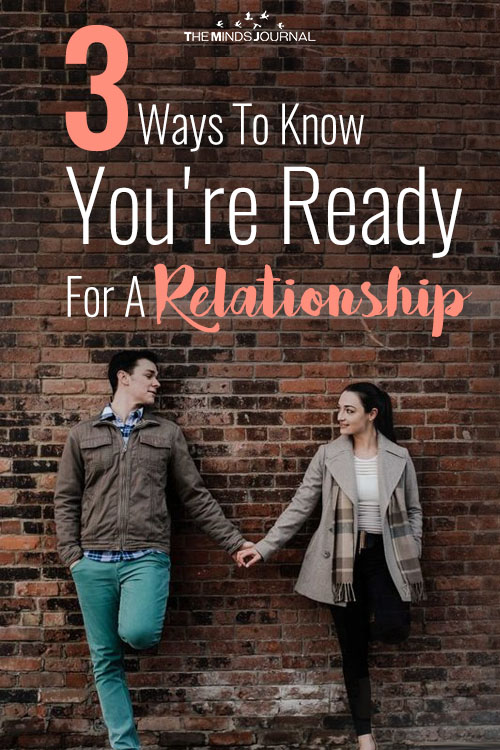 Ways Ready For A Relationship pinterest