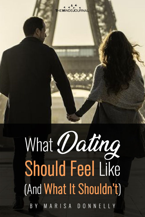 What Dating Should Feel Like pinterest