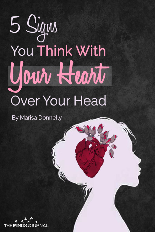 Your Heart Over Your Head pinterest