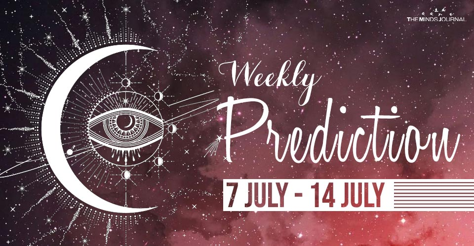 Your Predictions for the New Week July 08 July 14 2019