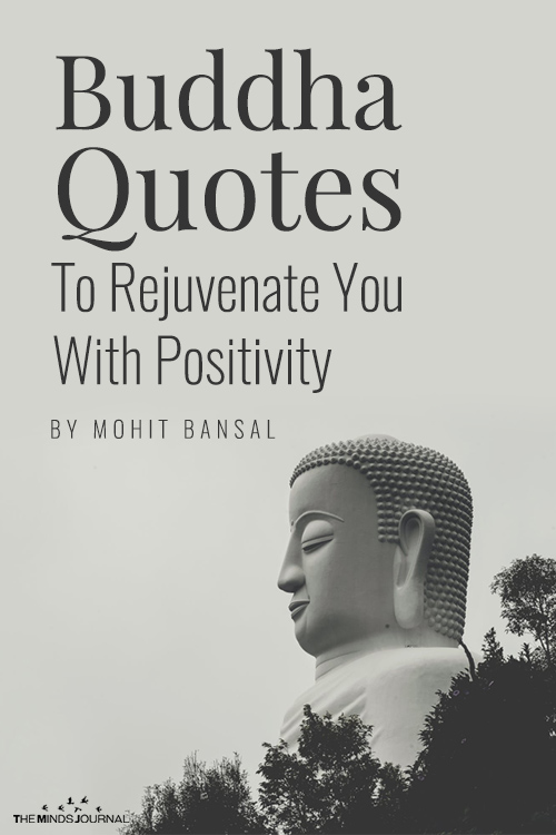 buddha quotes to rejuvenate you with positvity