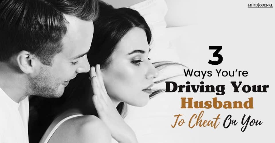 driving husband
