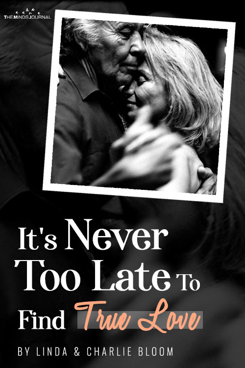 it's never too late to find true love pin