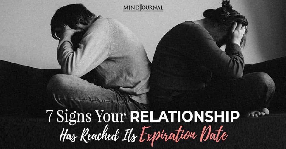 relationship expiration date
