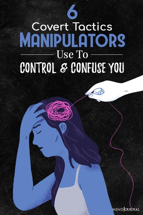 tactics manipulators use pin