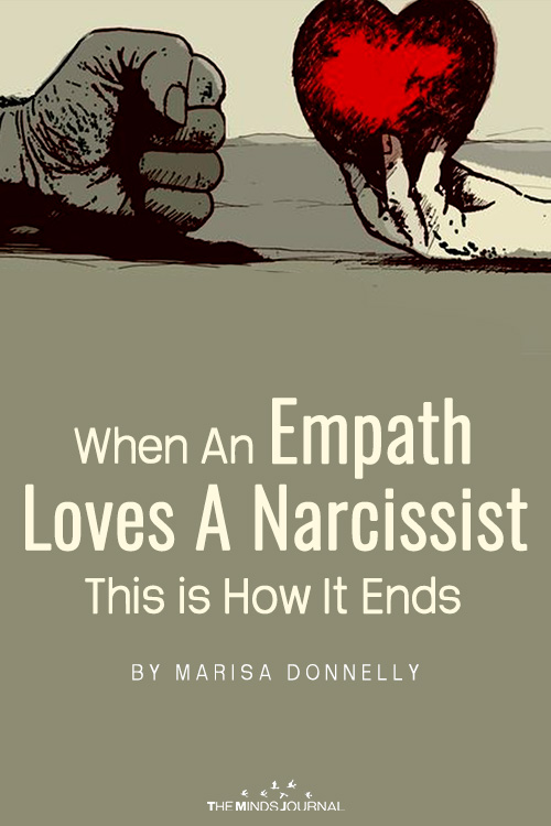 when an empath loves a narcissist pin 1