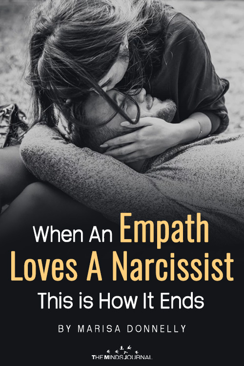 when an empath loves a narcissist pin