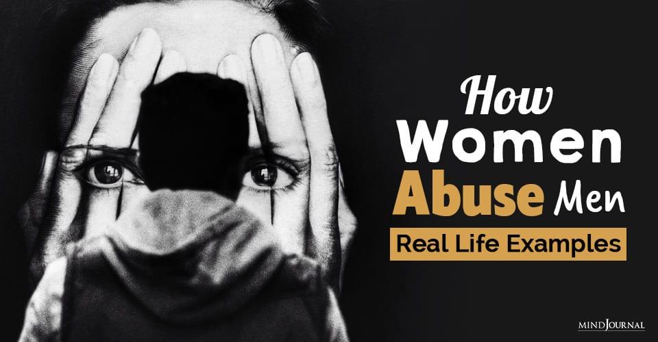 women abuse men