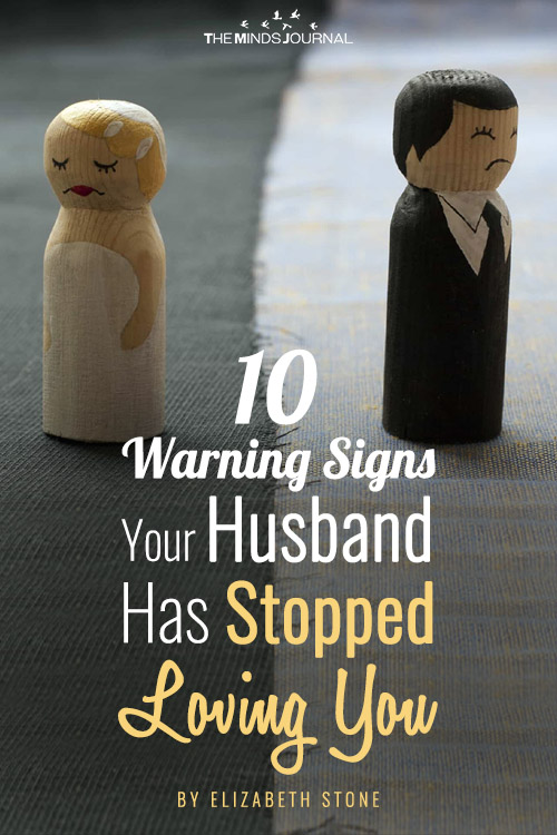 10 Warning Signs Your Husband Has Stopped Loving You