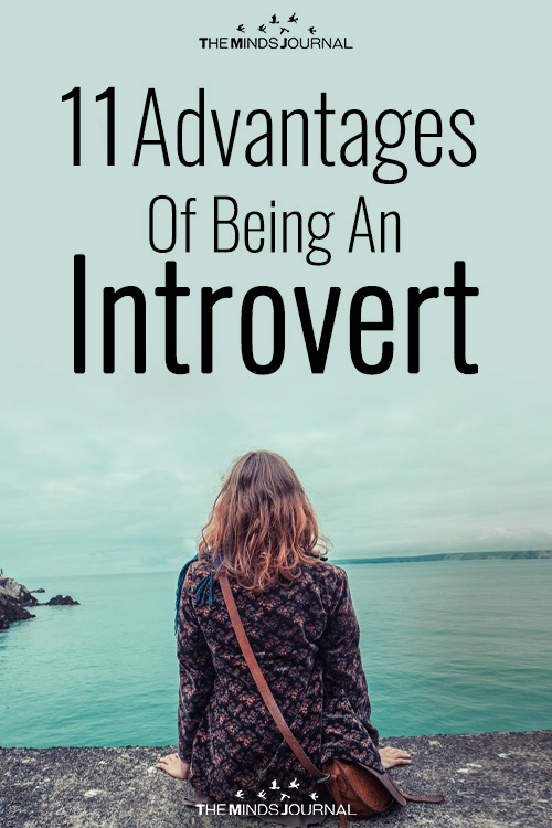11 Advantages Of Being An Introvert