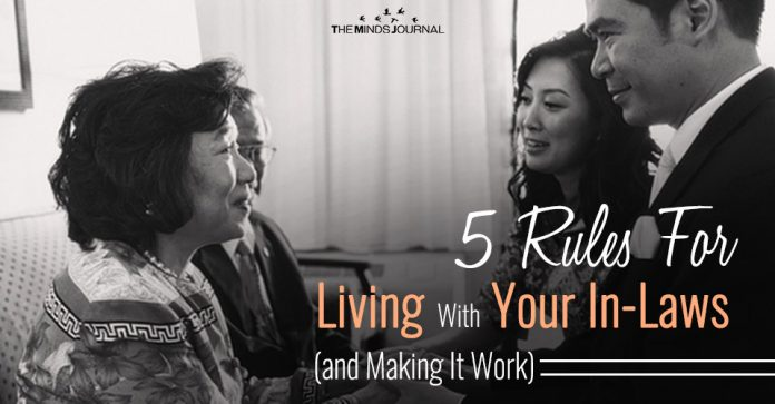 5 Rules For Living With Your In-Laws (and Making It Work)