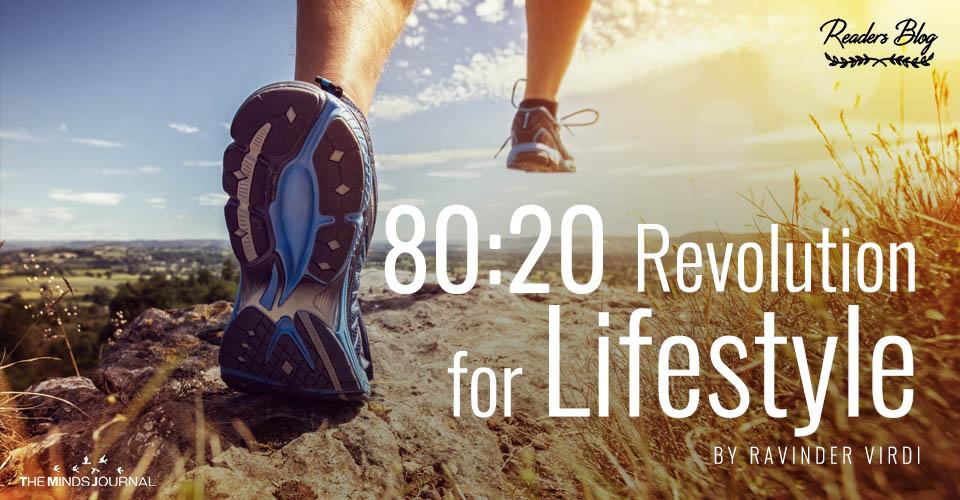 80:20 - Revolution for Lifestyle