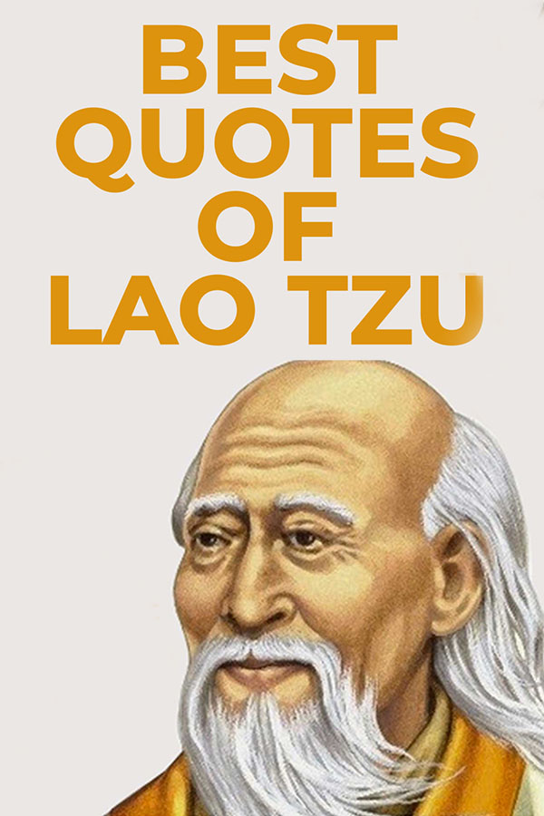 Best Quotes of Lao Tzu