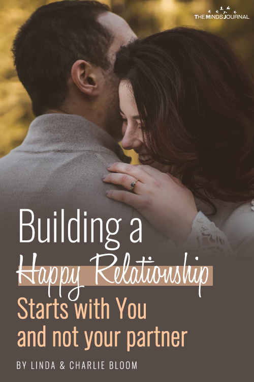 Building a Happy Relationship Starts with You pin