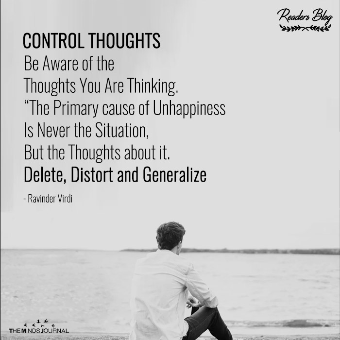 CONTROL THOUGHTS