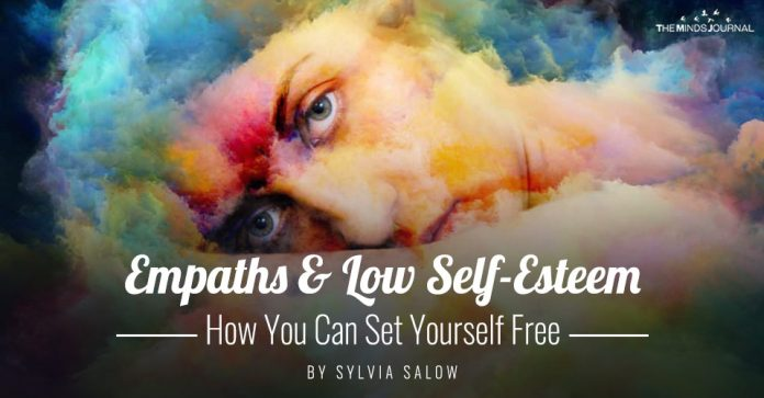 Empaths and Low Self Esteem