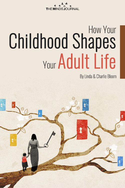 How Your Childhood Shapes Your Adult Life pin
