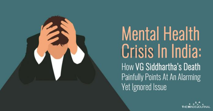 The Alarming Mental Health Crisis In India