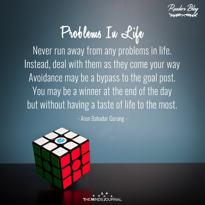 Problems In Life