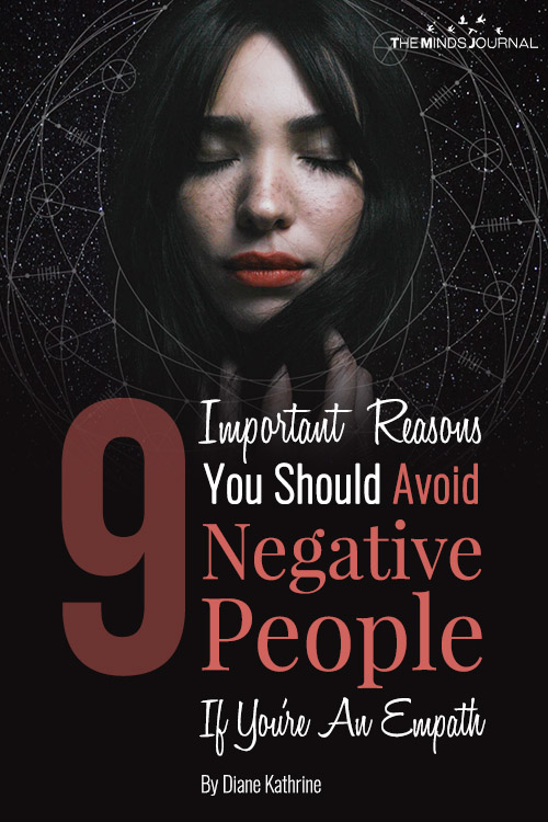 Reasons You Should Avoid Negative People