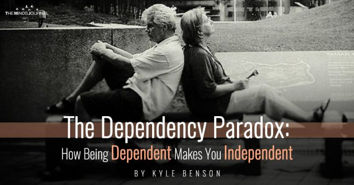 The Dependency Paradox: How Being Dependent Makes You Independent