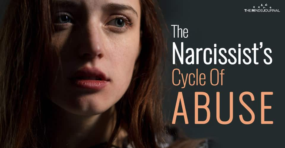 The Narcissist's Cycle Of Abuse