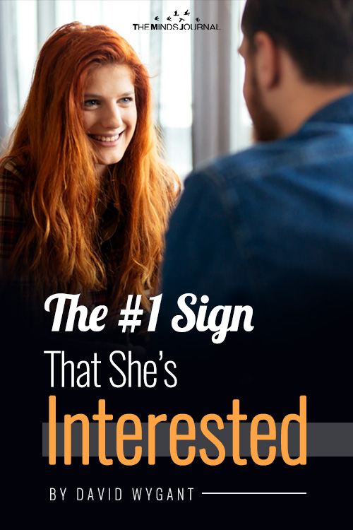 The ONLY Sign To Know For Sure If She Is Attracted To You