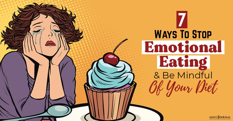 Ways Stop Emotional Eating