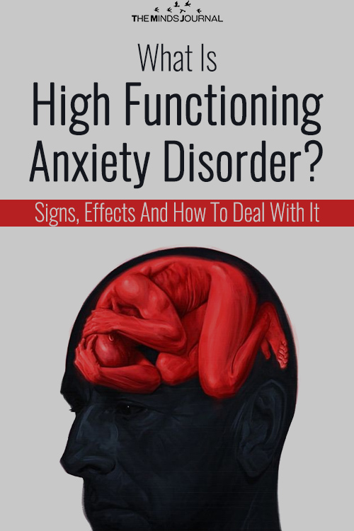 What Is High Functioning Anxiety Disorder pin
